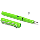 LAMY Safari Fountain Pen - Green, Fine Nib