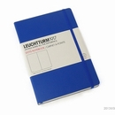 LEUCHTTURM 1917 Dot Grid Notebook - Medium, Hard Cover, Royal Blue