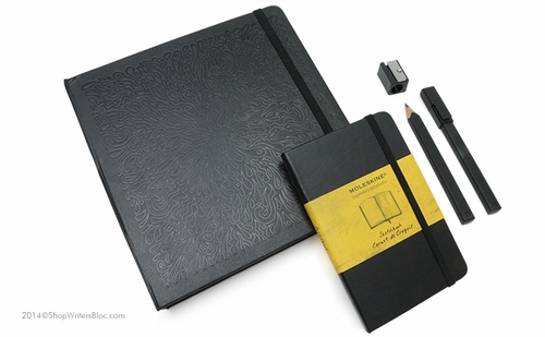 Moleskine Drawing Gift Box Set - Click to enlarge