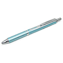 Pentel EnerGel Alloy RT BL407 Gel Pen - Aquamarine