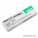 Pentel EnerGel Pen Refills LR7 Metal Tip 0.7mm - Box of 12 Green