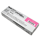 Pentel EnerGel Pen Refills LR7 Metal Tip 0.7mm - Box of 12 Pink