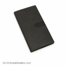 Quo Vadis Biweek #47 Pocket Planner 2017 - Texas, Charcoal Black
