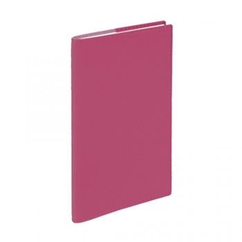 Quo Vadis Business #04 Pocket Weekly Planner 2017 - Soho Cover, Raspberry