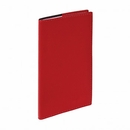 Quo Vadis Business #04 Pocket Weekly Planner 2017 - Soho Cover, Red