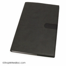 Quo Vadis Hebdo Weekly Planner 2017 - Texas, Charcoal Black