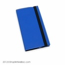 Quo Vadis IB Traveler Weekly Pocket Planner 2017 - Club Cover, Blue