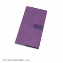 Quo Vadis IB Traveler Weekly Pocket Planner 2017 - Texas Cover, Violet