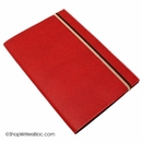 Quo Vadis Minister Compact Weekly Desk Planner 2017 - Club, Red