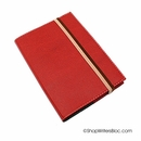 Quo Vadis Textagenda Academic Daily Planner 2016/2017 - Club, Red