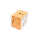 Rhodia Bloc No. 11 <br> Set of 10- Orange, Lined