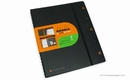 Rhodia Exabook Refillable Organizer - Large A4+ Size, Lined with Margin