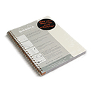 Rhodia Ice Meeting Book - Medium Size