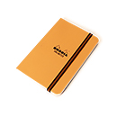 Rhodia Unlimited Notebook - Orange, Graph