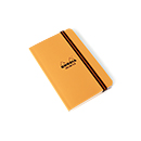 Rhodia Unlimited Notebook - Orange, Lined