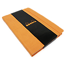 Rhodia Webnotebook Medium, Orange - Lined