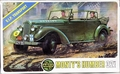 Airfix 1/32 Scale Monty's 1941-1944 Humber British V.I.P. Transport Staff Car