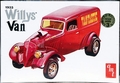 AMT 1933 Willys Panel Van Gasser
