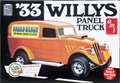 "AMT 1933 Willys Panel Van Gasser ""Bread Baron"""