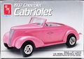 AMT 1937 Chevy Convertible, Stock or Street Rod