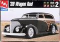 "AMT 1939 Chevy ""Wagon Rod"" Street Rod"