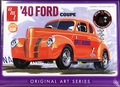 AMT 1940 Ford Coupe, Stock, Custom or Drag