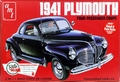 AMT 1941 Plymouth Coupe, Stock or Street Rod
