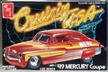 "AMT 1949 Mercury Coupe ""Cruisin' USA,"" Almost Stock or Custom"
