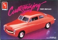 "AMT 1949 Mercury Coupe ""Customizing Series,"" Stock or Custom"