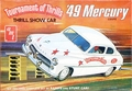 "AMT 1949 Mercury Coupe ""Tournament of Thrills"" Stunt Car"