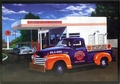 """AMT 1950 Chevy 3100 Pickup, Stock or """"Union 76"""" Service Truck"""