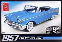 AMT 1957 Chevy Bel Air Hardtop (Original Tool)