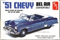 AMT 1951 Chevy Convertible, Stock or Custom, Original Issue
