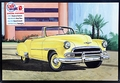 "AMT 1951 Chevy Convertible ""Sun Cruiser,"" Stock or Custom"
