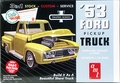 AMT 1953 Ford F-100 Pickup, Stock, Custom or Service Truck