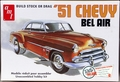 AMT 1951 Chevy Bel Air Hardtop, Stock or Drag