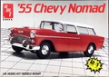 AMT 1955 Chevy Nomad, 1/16th Scale