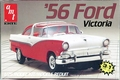 AMT 1956 Ford Crown Victoria or Hardtop, Stock, Custom or Drag