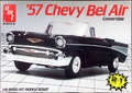 AMT 1957 Chevy Bel Air Convertible, 1/16th Scale
