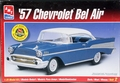 AMT 1957 Chevy Bel Air Hardtop - New Tool with Opening Trunk