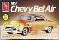 AMT 1951 Chevy Bel Air Hardtop, Stock, Custom or Drag