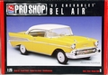 """AMT 1957 Chevy Bel Air Hardtop """"Pro Shop"""" - New Tool with Photo Etched Parts and Opening Trunk"""