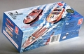 AMT 1959 3 in 1 Customizing Boat Kit, 3 in 1, Inboard Runabout, Customized Speedboat or Drag Boat