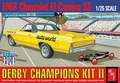 AMT 1968 Chevy El Camino SS with Soap Box Derby Car