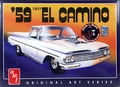 AMT 1959 El Camino, Stock or Street Machine