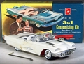 AMT 1959 Thunderbird Convertible 3 in 1 Built Kit with Box
