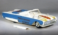 AMT 1960 Ford Sunliner Convertible 3 in 1 Built Kit