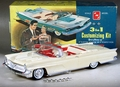 AMT 1959 Lincoln Continental Convertible 3 in 1 Built Kit with Box