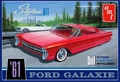 AMT 1961 Ford Galaxie Hardtop, 3 in 1, Stock, Custom or Stylized