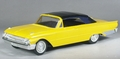 AMT 1961 Ford Sunliner Convertible Built Kit, Original Issue